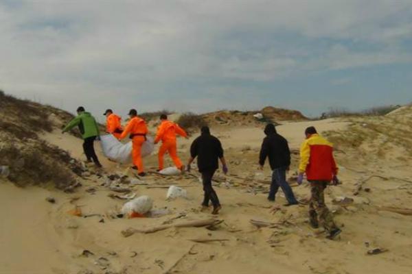 金门海域再现一具男性浮尸 台媒称其疑为大陆渔民