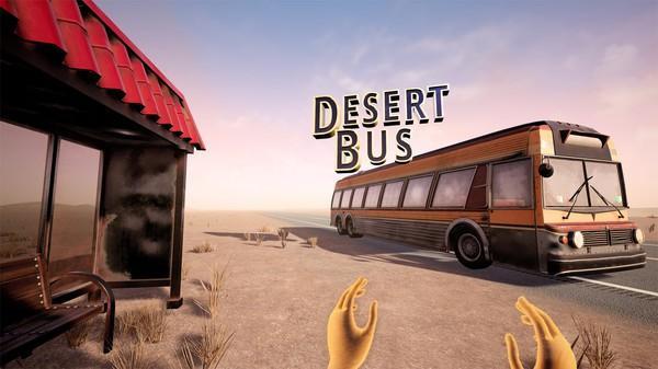 史上最无聊VR游戏《沙漠巴士》Steam免费推出