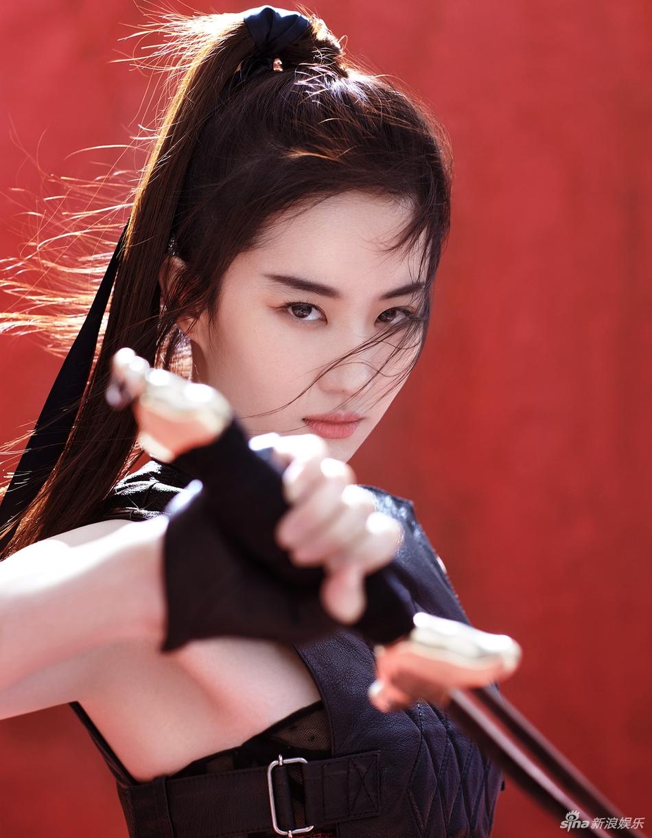 《花木兰》选角刘亦菲内幕:江志强力挺 试镜优异