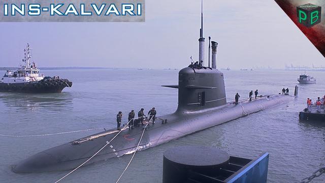 印媒呼吁多造潜艇对抗中国 称中印目前差距明显