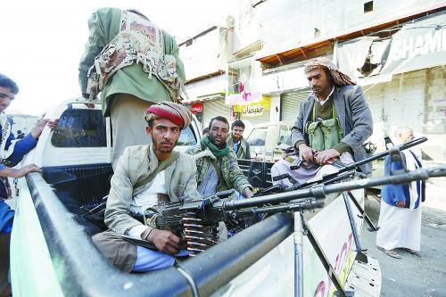 外媒:也门前总统萨利赫或在激战中遭枪击身亡