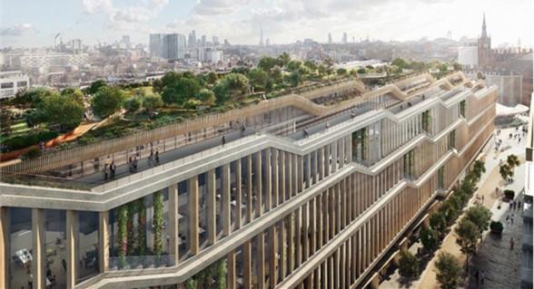 谷歌伦敦总部大楼一览