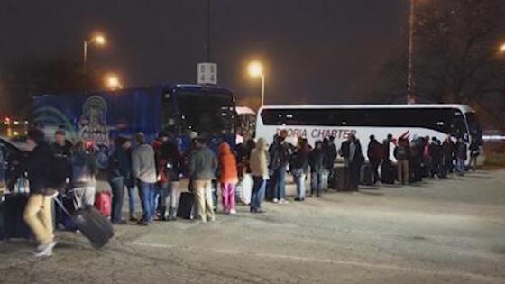 美媒:美巴士公司公然黑中国 道歉信竟这样写