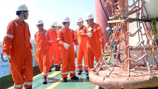 海洋石油安全生产工作座谈会强调:拥抱新时代展现新作为