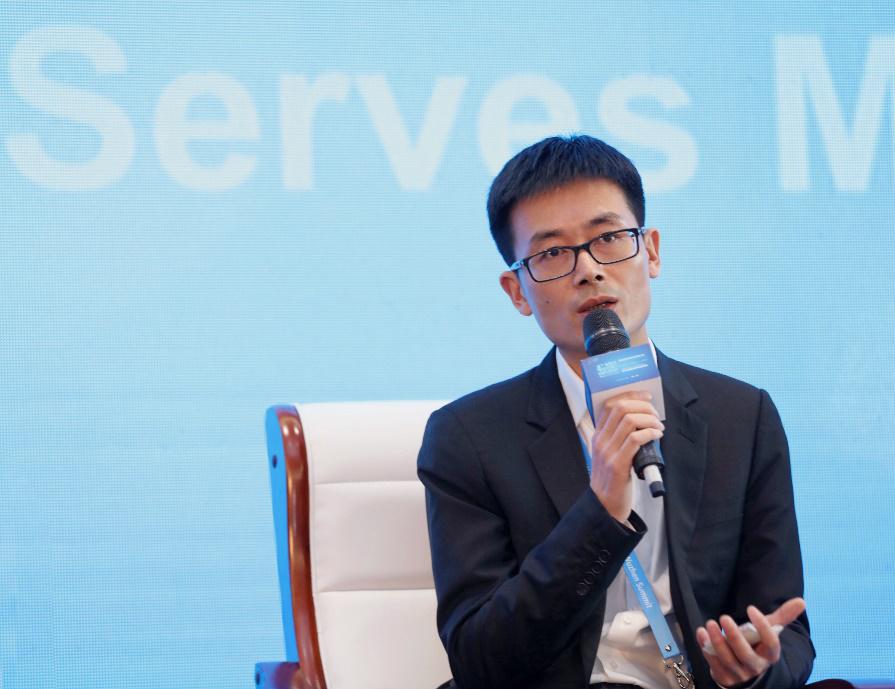 乌镇互联网大会陈生强:现代金融核心驱动力来自于技术