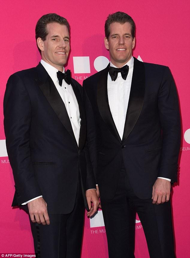 美双胞胎成全球首对因投资比特币致富的亿万富豪