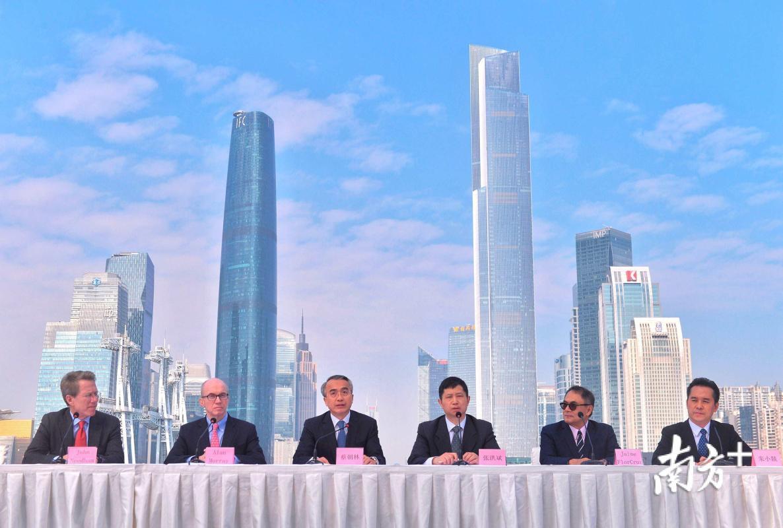 库克、马云、马化腾确认出席2017广州《财富》全球论坛!