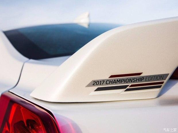 凯迪拉克(进口) 凯迪拉克ATS(进口) 2018款 ATS-V冠军特别版