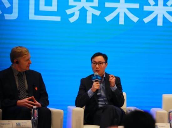 菜鸟总裁万霖:中国快递协同模式可以复制到全世界