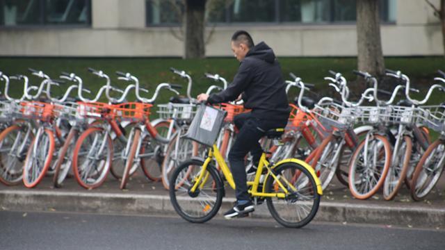 """巨额融资刺激整个行业!共享单车玩法或将""""变调"""""""