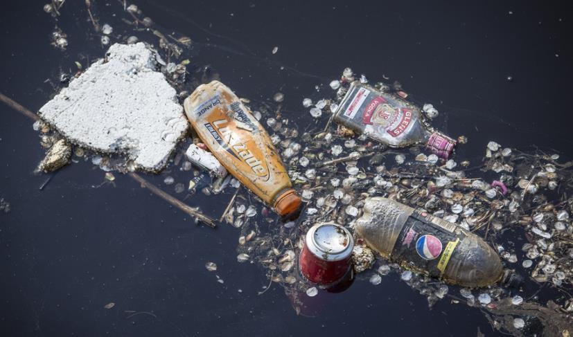 塑料危机席卷全球 每秒3400个塑料瓶被丢弃