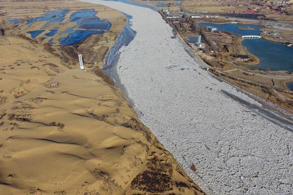 黄河进入今冬封河期 内蒙古段封河139公里