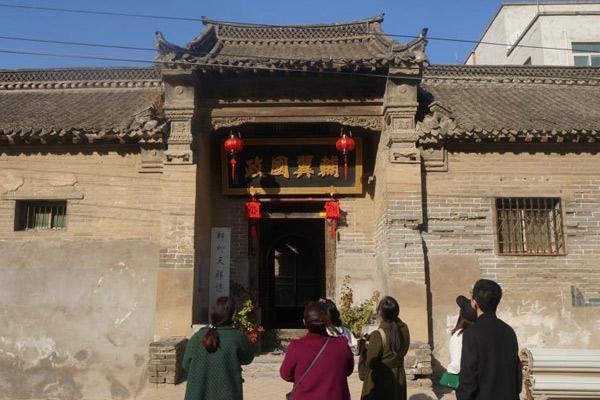 乾隆年间古宅藏身郑州市区 后人代代守护
