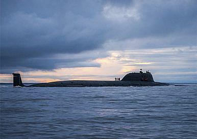 俄海军宣布将在2030年之前接收第五代核潜艇