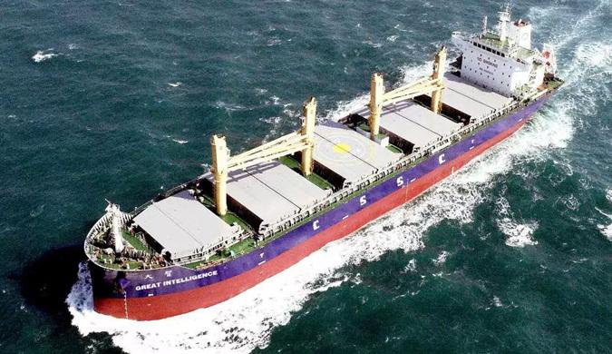 """世界领先!中国造出了一艘""""会思考的船"""""""