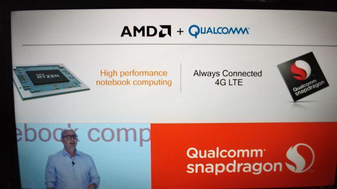 惊喜亮相高通骁龙峰会 AMD宣布与高通达成合作