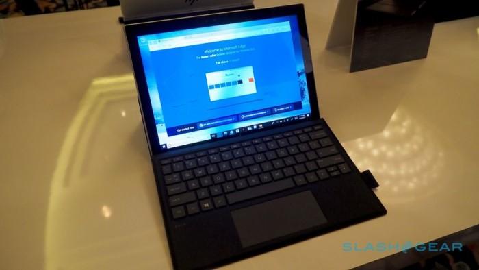 惠普ENVY x2上手体验:骁龙版Windows笔记本