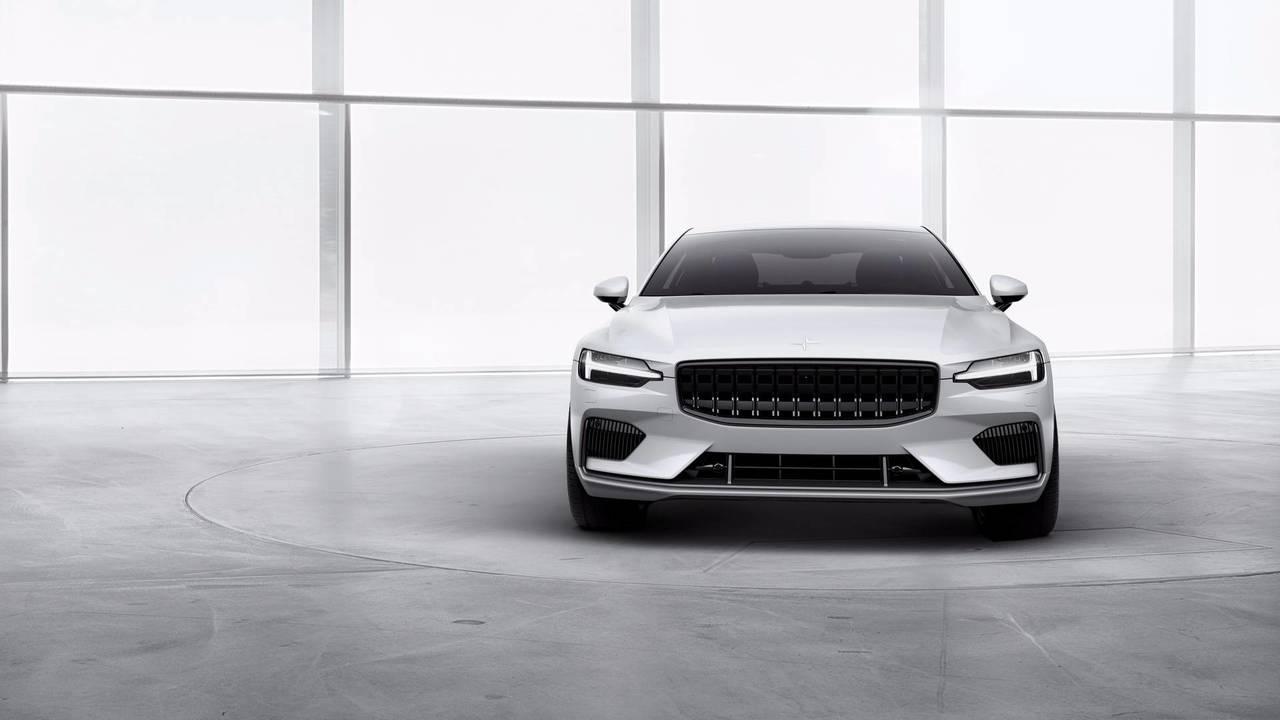 沃尔沃Polestar酝酿三款新车 将与特斯拉抗衡