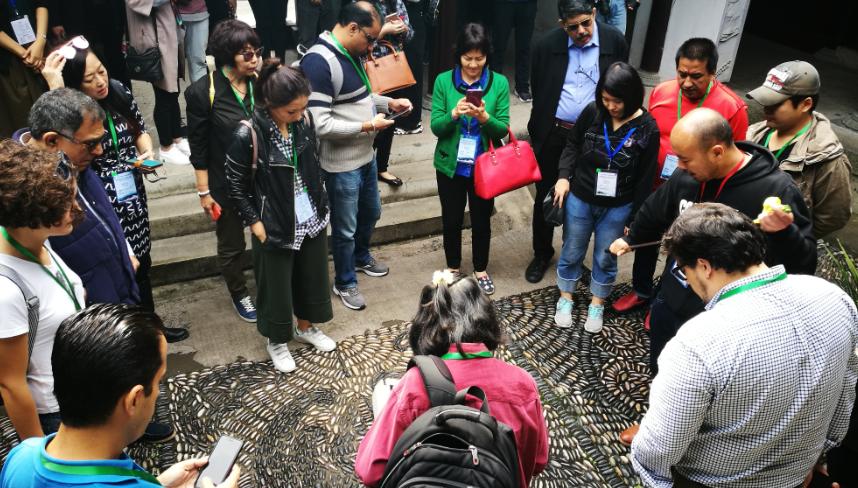 台州入境旅游体验团第六日:留忆台州