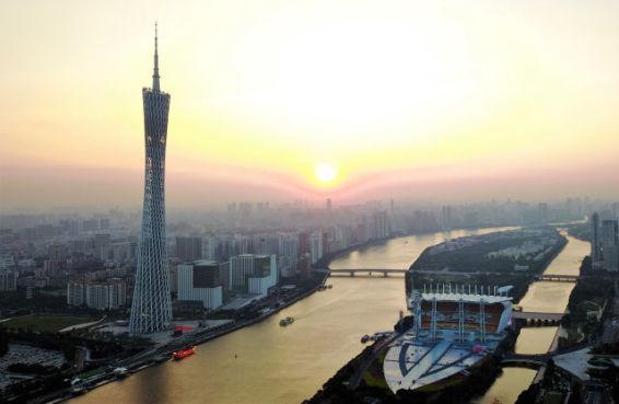 财富视角:美丽广州