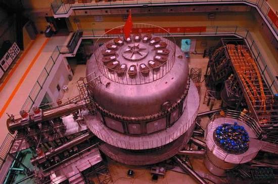 中国聚变工程实验堆开始设计 计划2050年成功