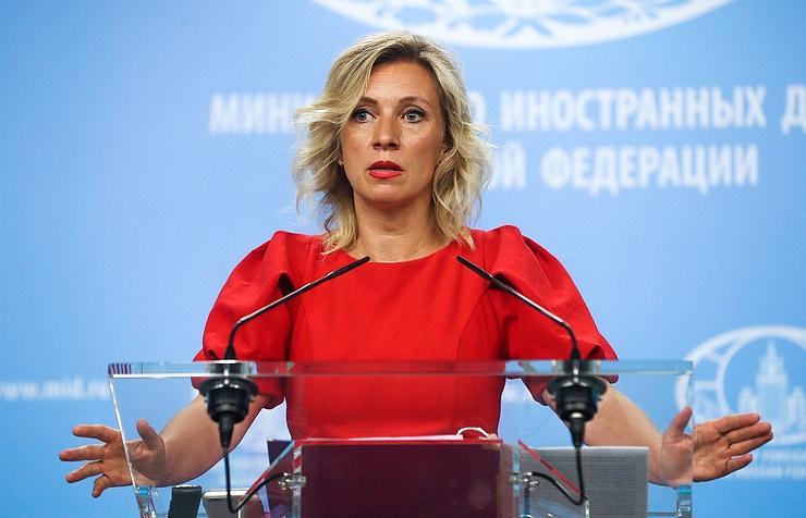 俄外交部回应禁俄入冬奥:不会击倒俄罗斯