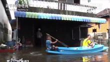 泰国南部水灾造成至少15人死亡