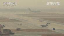韩美 举行 大规模联合空中军演