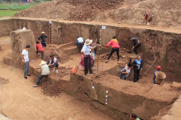 四川罗家坝发现距今4500年新石器时期遗存