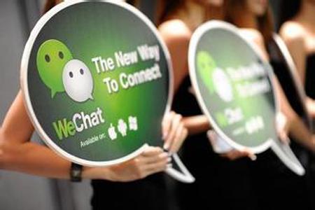 微信现象冲击新西兰 帮助新西兰与中国互通