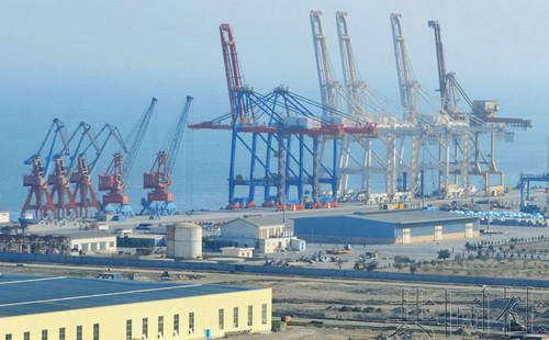 日媒探访建设中的瓜德尔港:巴军方实施安全保障