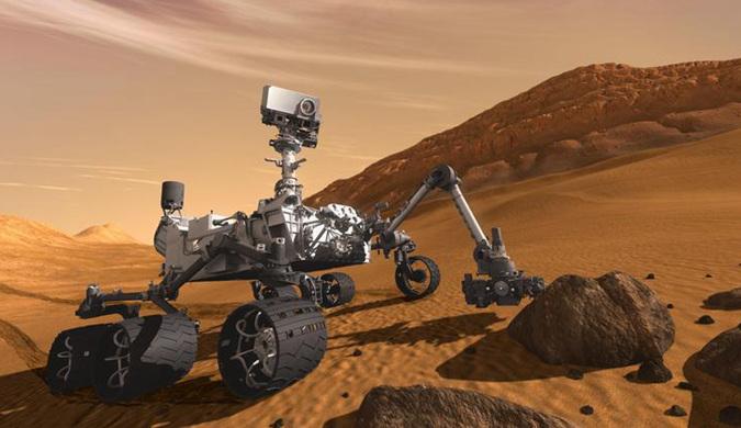 """NASA下一代火星漫游车""""蓄势待发"""" 直捣火星地下"""