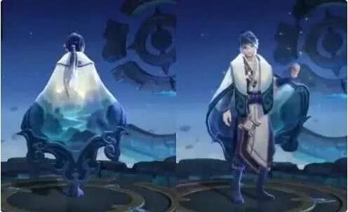 《王者荣耀》官方曝光新英雄:大招全屏默秒全