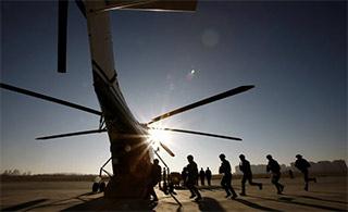 直击中俄合作2017联合反恐演训
