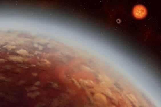 """""""地球Plus""""K2-18B现身 或存在外星生命"""