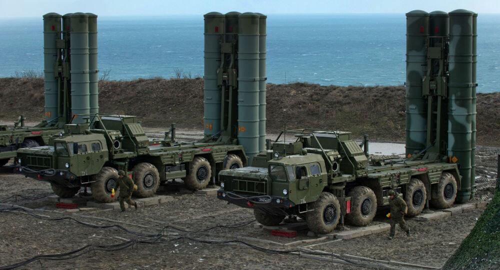 俄手艺集体总经理:规划近期向中国发运S-400防空导弹系统