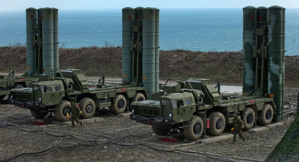俄称计划近期向中国发运S-400防空导弹系统