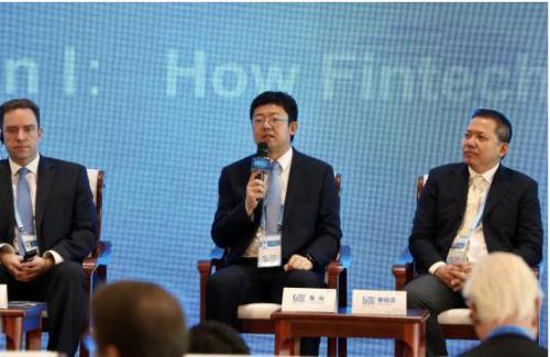 经济日报:百度朱光表示普惠金融需要新老机构强强联手