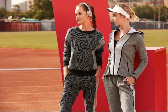 爱慕内衣让冬季运动更显时尚