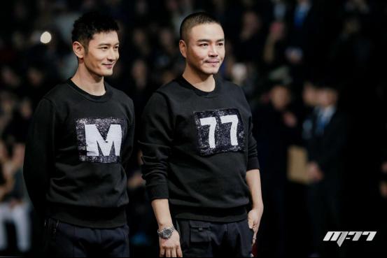 当黄晓明M-77遇上Flowerplus花加:潮流时尚与品质生活的完美诠释