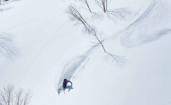 盘点日本东北知名滑雪场