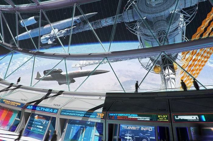 亚利桑那州立大学再推科幻文集:畅想太空旅行