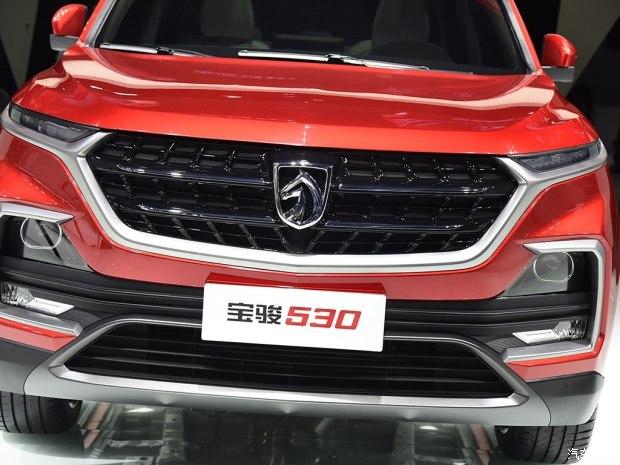 上汽通用五菱 宝骏530 2018款 基本型