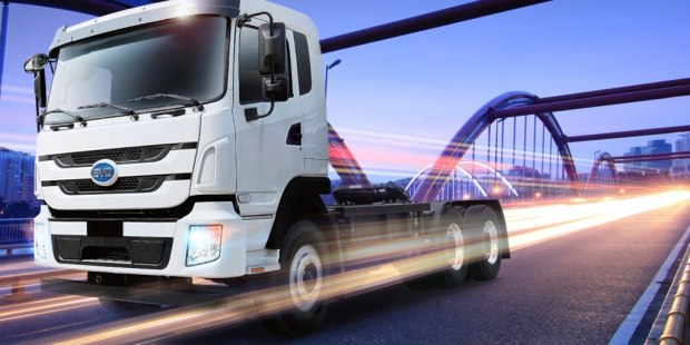 比亚迪宣布将在加拿大建电动卡车工厂