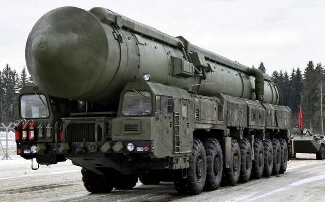 俄重点发展核力量乃现实选择 现阶段青黄不接