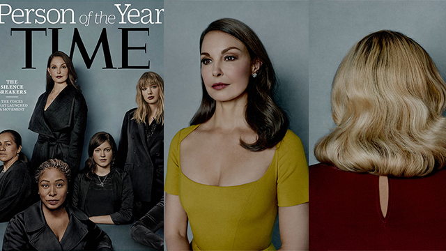 """六位""""打破沉默的人""""的女性 登上了时代周刊"""