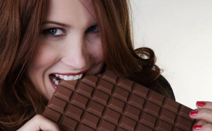 巧克力能抗衰老?俄媒建议女性食用巧克力