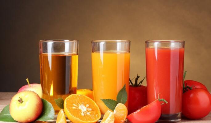 7种m88明升果蔬汁大放送 排毒清淤还能滋补身体