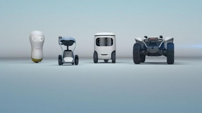 日本本田明年CES将展示一系列全新概念机器人
