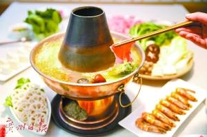 秋冬火锅起 食物要烫熟